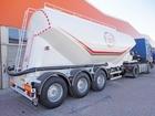 Просмотреть фотографию Цементовоз Цементовоз NURSAN Millenium 35 м3 68095564 в Красноярске