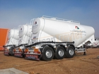 Новое изображение Спецтехника Цементовоз NURSAN 28 м3 от завода 68637202 в Красноярске