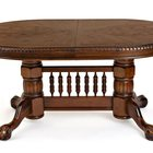 Стол обеденный раскладной 4296 SWC от TetChair