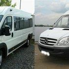 Заказ микроавтобуса с опытным водителем