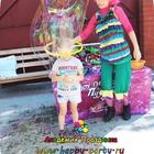 Шоу Гигантских мыльных Пузырей на День Рождения в Ростове