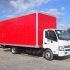 HINO 300 Промтоварный фургон