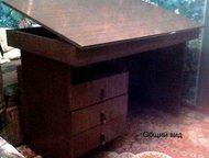 Стол письменный Стол письменный на фото.   Габариты по крышке: - длинна - 115 см