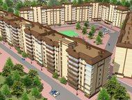 Квартира на Вертолетном поле, ЖДР, новый ЖК Семейный Продаем квартиры в стройках