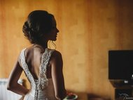 Продаю свадебное платье Продам свое милое свадебное платье невесте с изящной фиг