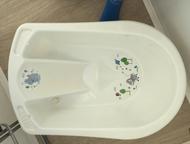 Отдам ванночку для купания новорождённого Отдам ванночку для купания новорождённ