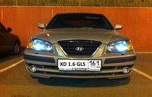 Hyundai elantra J3