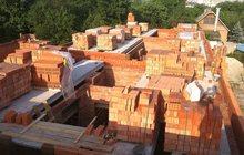 Строим частные дома / коттеджи из кирпича