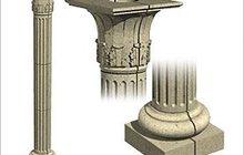 Колонны Архикамень