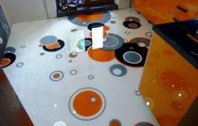 Полимерные 3D полы, трафаретные полы, декоративные полы