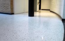 Промышленные полимерные покрытия на бетонные основания
