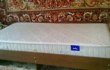 Продается кровать новая с матрасом