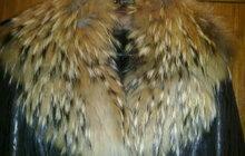 Продается дубленка, натуральная, размер 40-42