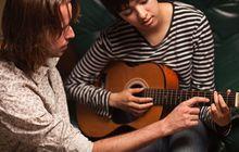 Игра на гитаре Ростов-на-Дону обучение для детей