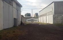 Продается база,участок промназначения - 0,76Га, ангар - 1500