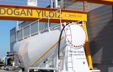 Цементовоз Dogan yildiz 35 м3