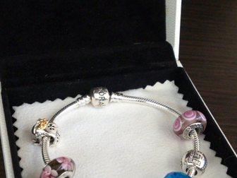 Скачать изображение  Продаю браслет в стиле Pandora, 32589122 в Ростове-на-Дону
