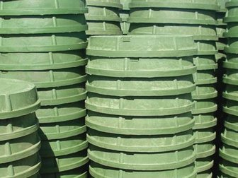 Просмотреть foto  Люки канализационные полимерно-композитные 32660794 в Ростове-на-Дону