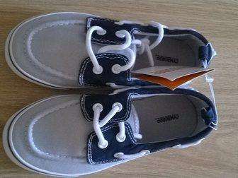 Просмотреть foto Детская обувь макасины из Америки, 19 см по стельке, Новые! 32944376 в Ростове-на-Дону