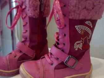 Смотреть фотографию Детская обувь туфельки,сапожки,босоножки и шлепки 33016598 в Ростове-на-Дону