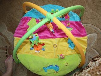 Смотреть фото Товары для новорожденных Развивающий коврик Little Beetle 33057391 в Ростове-на-Дону