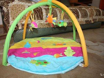 Просмотреть foto Товары для новорожденных Развивающий коврик Little Beetle 33057391 в Ростове-на-Дону