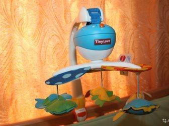 Уникальное фотографию Товары для новорожденных Мобилька на кроватку 3 в 1 Tiny Love 33057408 в Ростове-на-Дону
