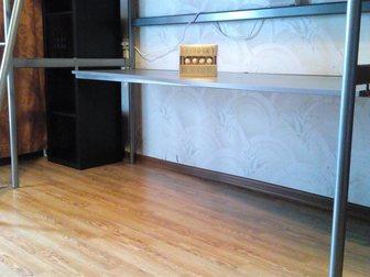 Смотреть foto  Продам новую кровать со столом 33143935 в Ростове-на-Дону