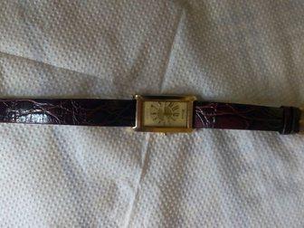 Новое фотографию Ювелирные изделия и украшения Часы золотые на кожаном ремнеНика 33163874 в Ростове-на-Дону