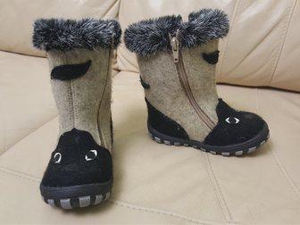 Новое foto Детская обувь Сапожки - валенки войлок 33701315 в Ростове-на-Дону