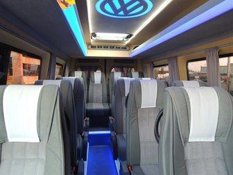 Смотреть foto Авто на заказ Заказ микроавтобуса VOLKSWAGEN CRAFTER VIP 21 место 33775979 в Ростове-на-Дону