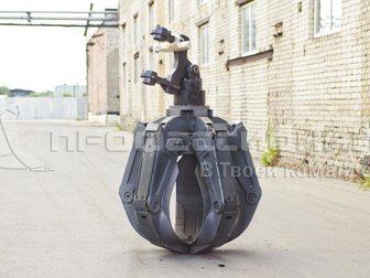 Увидеть фото Спецтехника Грейферы для металлолома 34044343 в Ростове-на-Дону