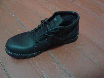 Свежее foto Мужская обувь Кожаные зимние ботинки мужские от производителя 34066423 в Ростове-на-Дону