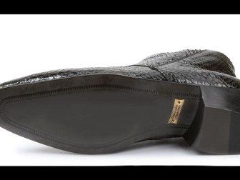Смотреть фотографию Мужская обувь Полуботинки из кожи змеи Brutini 34499711 в Ростове-на-Дону