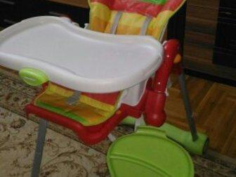 Уникальное фото Товары для новорожденных Продаём супер удобный стульчик для малыша Brevi (Италия) 35082166 в Ростове-на-Дону