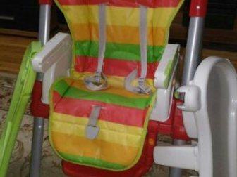 Скачать фото Товары для новорожденных Продаём супер удобный стульчик для малыша Brevi (Италия) 35082166 в Ростове-на-Дону