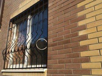 Просмотреть foto  Кованые ворота, двери, решетки на окна 35368804 в Ростове-на-Дону