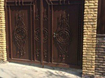 Просмотреть фотографию  Кованые ворота, двери, решетки на окна 35368804 в Ростове-на-Дону