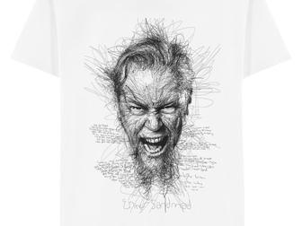 Скачать фото Мужская одежда Мужская футболка Vince low 36780055 в Ростове-на-Дону