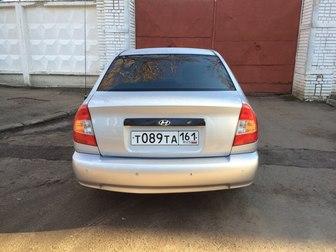Hyundai Accent Седан в Ростове-на-Дону фото