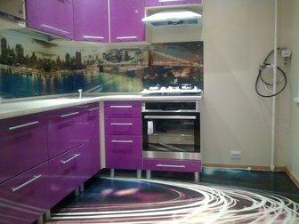 Увидеть изображение  Полимерный наливной пол для кухни, 37960223 в Ростове-на-Дону