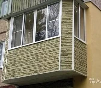 Фотография в   Окна двери витражи  Балконы лоджии под ключ в Ростове-на-Дону 1000
