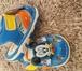 Фотография в   Продаю новые босоножки синего цвета с микимаусом в Ростове-на-Дону 500