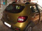 Фотография в Авто Аварийные авто Renault Sandero Stepway зелёный хетчбэк 5 в Рыбинске 400000