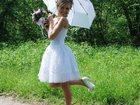 Скачать foto Свадебные платья Продам дизайнерское свадебное платье, р, 40-44 33305123 в Рыбинске