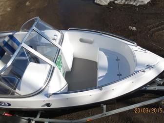 Новое изображение  Купить лодку (катер) Бестер 485 38844450 в Твери