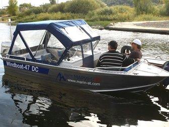 Скачать изображение  Купить лодку (катер) Windboat 47 DC 38845420 в Твери