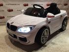 Увидеть foto  Продаем новый детский электромобиль бмв м6 36962597 в Салавате