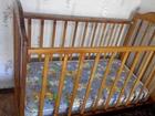 Уникальное фотографию  Детская кроватка 38899562 в Салавате