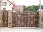 Увидеть foto Разное Кованые ворота заводского качества, Гарантия, Качество 39316527 в Салавате